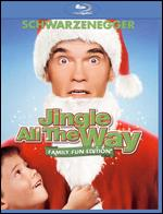Jingle All the Way [Family Fun Edition] [Extendeed Version] [WS] [2 Discs] [Blu-ray] - Brian Levant