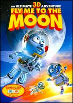 Fly Me to the Moon [WS] [3D/2D Versions] [With 3D Glasses] - Ben Stassen
