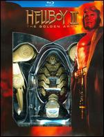 Hellboy II: The Golden Army [2 Discs] [With Book] [Blu-ray]