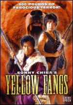 Yellow Fangs - Sonny Chiba