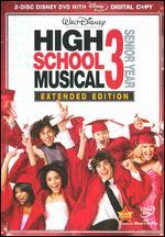 High School Musical 3: Senior Year [Extended Edition] [2 Discs] [Includes Digital Copy]