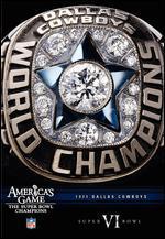 NFL: America's Game - 1971 Dallas Cowboys - Super Bowl VI