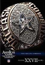 NFL: America's Game - 1992 Dallas Cowboys - Super Bowl XXVII