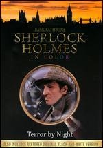 Sherlock Holmes: Terror By Night (Colorized / Black & White)