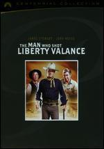 The Man Who Shot Liberty Valance (Centennial Collection 2-Disc Special Edition)