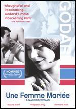 Une Femme Mariee - Jean-Luc Godard