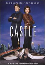 Castle: The Complete First Season [3 Discs]