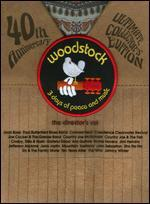 Woodstock [Director's Cut] [40th Anniversary] [Ultimate Collector's Edition] [3 Discs]