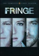 Fringe-Complete 1st Season (Dvd/Ff-16x9/7 Disc/Viva)