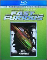 The Fast and the Furious [Limited Edition] [Includes Digital Copy] [Blu-ray]