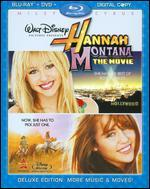 Hannah Montana: The Movie [Deluxe Edition] [3 Discs] [Includes Digital Copy] [Blu-ray/DVD]