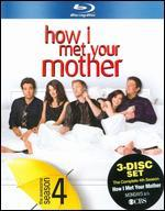 How I Met Your Mother: The Legendary Season 4 [3 Discs] [Blu-ray]