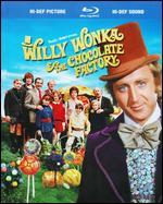 Willy Wonka & the Chocolate Factory [WS] [Blu-ray]