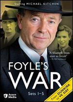 Foyle's War: Series 1-5 - From Dunkirk to VE-Day [19 Discs]