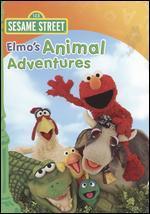 Sesame Street: Elmo's Animal Adventures [Dvd]