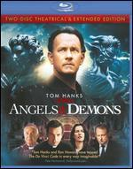 Angels & Demons [2 Discs] [Blu-ray] [Theatrical & Extended Editions]