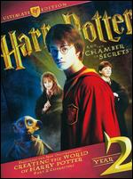 Harry Potter and the Chamber of Secrets [WS] [Ultimate Edition] [4 Discs] [With Book] - Chris Columbus