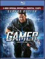 Gamer [Includes Digital Copy] [Blu-ray]