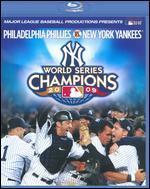 MLB: 2009 World Series - New York Yankees vs. Philadelphia Phillies [Blu-ray]