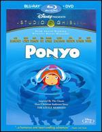 Ponyo [2 Discs] [Blu-ray/DVD] - Hayao Miyazaki