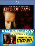 End of Days [2 Discs] [Blu-ray/DVD]