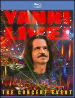 Yanni Live: the Concert Event [Blu-Ray]