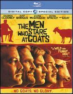 The Men Who Stare at Goats [Blu-ray] [2 Discs] [Includes Digital Copy]
