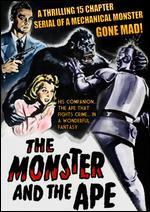 The Monster and the Ape [Dvd]