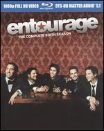 Entourage: The Complete Sixth Season [3 Discs] [Blu-ray]