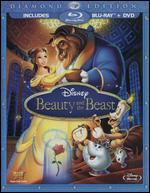 Beauty and the Beast [Diamond Edition] [3 Discs] [Blu-ray/DVD]