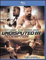Undisputed III: Redemption [Blu-Ray]