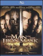 The Man in the Iron Mask [2 Discs] [Blu-ray/DVD]