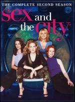 Sex and the City: The Complete Second Season [2 Discs] [With Movie Money]