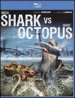 Mega Shark vs. Giant Octopus [Blu-ray]