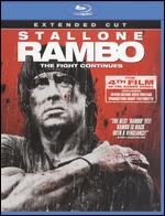 Rambo [Extended Cut] [Blu-ray] - Sylvester Stallone