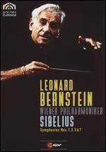 Sibelius: Symphonies Nos. 1, 2, 5 & 7-Featuring Leonard Bernstein and the Vienna Philharmonic