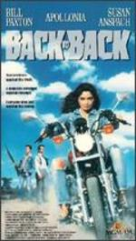 Back to Back [Vhs Tape]