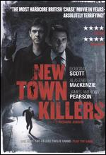 New Town Killers - Richard Jobson