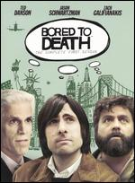 Bored to Death: The Complete First Season [2 Discs] -