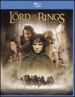 The Lord of the Rings: Fellowship of the Ring [2 Discs] [Blu-ray/DVD]