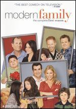 Modern Family: The Complete First Season [4 Discs]