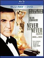 Never Say Never Again [Blu-ray/DVD]