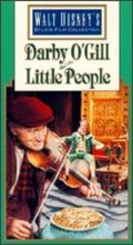 Darby O'Gill and the Little People [Vhs]