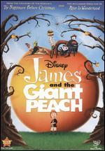 James and the Giant Peach [Dvd] [1996]