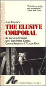 Elusive Corporal [Vhs]