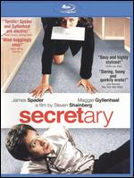 The Secretary [Blu-ray] - Steven Shainberg