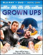 Grown Ups [2 Discs] [Blu-ray/DVD] - Dennis Dugan
