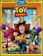 Toy Story 3 [4 Discs] [Includes Digital Copy] [Blu-Ray/DVD]