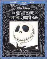 The Nightmare Before Christmas Collector's Edition (Two-Disc Blu-Ray/Dvd Combo)