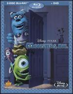 Monsters, Inc. [2 Discs] [Blu-ray/DVD]